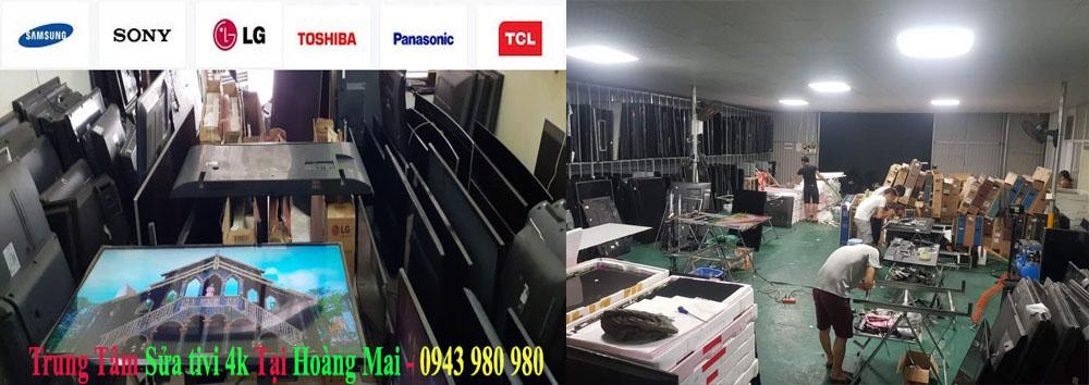 Trung tâm sửa tivi tại quận hoàng mai